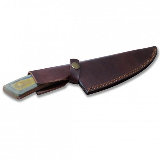 Кухненски нож стомана D2 - ръчна изработка CB 100042