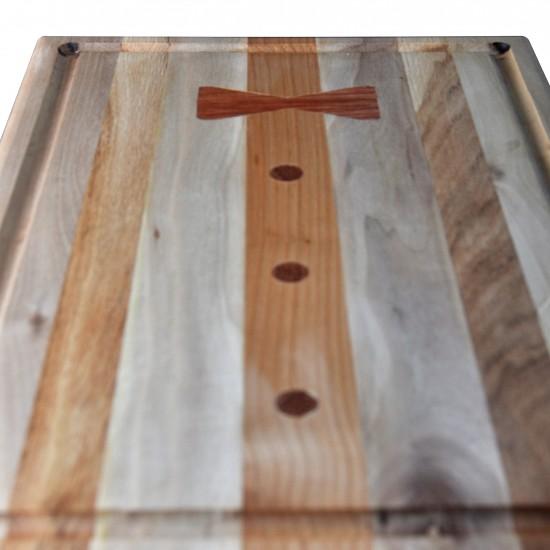 Дъска за рязане End grain-ръчна изработка- CB 100047