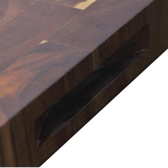 Дъска за рязане END GRAIN от акация - CB 100061